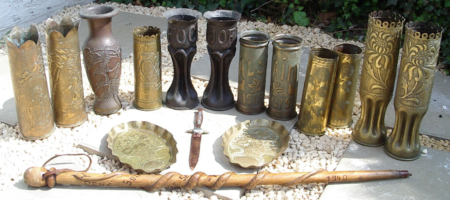 trench art group